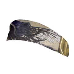 Awesome Steampunk Unicorn With Wings Stretchable Headband