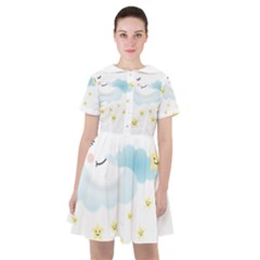 Moon Star Dream Night Sailor Dress