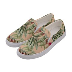 12 24 C1 Women s Canvas Slip Ons by tangdynasty