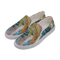 12 24 C2 1 Women s Canvas Slip Ons by tangdynasty