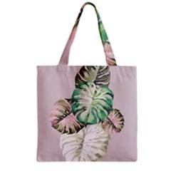 Dry Palm Grocery Tote Bag by tangdynasty