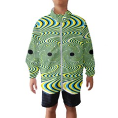 Illusion Idea Head Irritation Windbreaker (kids)