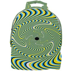 Illusion Idea Head Irritation Mini Full Print Backpack