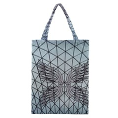 Graphic Pattern Wing Art Classic Tote Bag