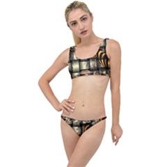 Graphics Abstraction The Illusion The Little Details Bikini Set