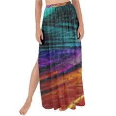 Graphics Imagination The Background Maxi Chiffon Tie-up Sarong by Pakrebo