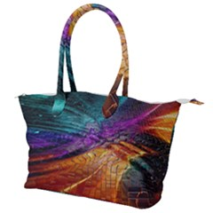 Graphics Imagination The Background Canvas Shoulder Bag