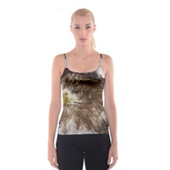 Sea Eagle Raptor Nature Predator Spaghetti Strap Top