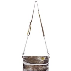 Sea Eagle Raptor Nature Predator Mini Crossbody Handbag