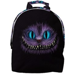 Cheshire Cat Animation Mini Full Print Backpack