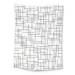 Abstract Lines Medium Tapestry by tarastyle