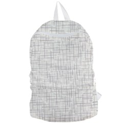 Abstract Lines Foldable Lightweight Backpack by tarastyle