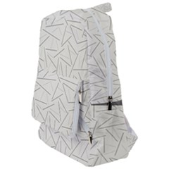 Abstract Lines Travelers  Backpack by tarastyle