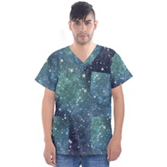 Above All Things Men s V Neck Scrub Top