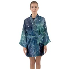 Above All Things Long Sleeve Kimono Robe by WensdaiAddamns