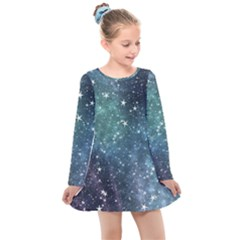 Above All Things Kids  Long Sleeve Dress by WensdaiAddamns