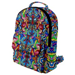 Ml 136 Flap Pocket Backpack (small) by ArtworkByPatrick