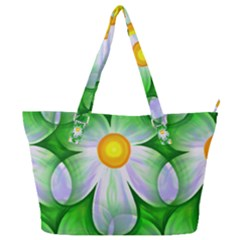 Seamless Repeating Tiling Tileable Full Print Shoulder Bag by Alisyart