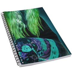 Digital Art Woman Body Part Photo 5 5  X 8 5  Notebook by dflcprintsclothing