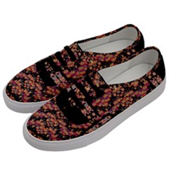Nature Flower Girls Men s Classic Low Top Sneakers by pepitasart