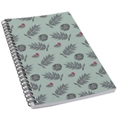 Tropical Pattern 5 5  X 8 5  Notebook by LoolyElzayat