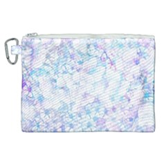 Blossom In A Hundred   Canvas Cosmetic Bag (xl) by WensdaiAddamns