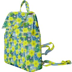 Narcissus Yellow Flowers Winter Buckle Everyday Backpack