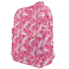 Phlox Spring April May Pink Classic Backpack