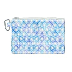 Traditional Patterns Hemp Pattern Canvas Cosmetic Bag (large)