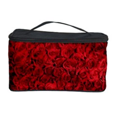 Rose Roses Flowers Red Valentine Cosmetic Storage