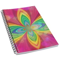 Color Abstract Form Ellipse Bokeh 5 5  X 8 5  Notebook by Pakrebo