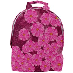 Cherry Blossoms Floral Design Mini Full Print Backpack