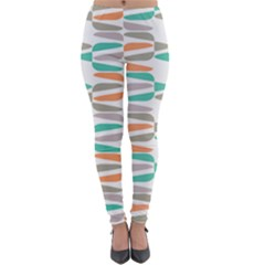 Zappwaits Retro 88 Lightweight Velour Leggings