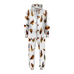 Butterfly Butterflies Insect Swarm Hooded Jumpsuit (kids)