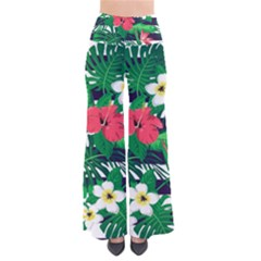 Fancy Tropical Pattern So Vintage Palazzo Pants by tarastyle