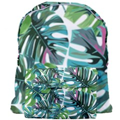 Fancy Tropical Pattern Giant Full Print Backpack by tarastyle