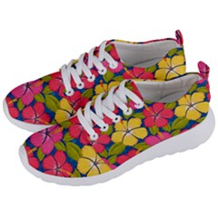 Fancy Tropical Pattern Men s Lightweight Sports Shoes by tarastyle