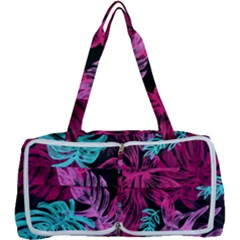 Fancy Tropical Pattern Multi Function Bag by tarastyle