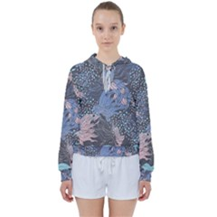 Cute Abstract Pattern  Women s Tie Up Sweat by tarastyle
