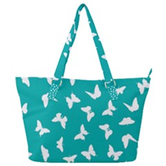 Butterfly Pattern Full Print Shoulder Bag by tarastyle