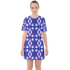Ml 160 Sixties Short Sleeve Mini Dress by ArtworkByPatrick