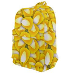 Pattern Background Corn Kernels Classic Backpack