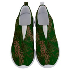 Fern Dark Green No Lace Lightweight Shoes by snowwhitegirl
