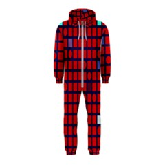 Zappwaits Game Hooded Jumpsuit (kids)