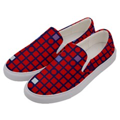Zappwaits Game Men s Canvas Slip Ons by zappwaits