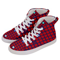 Zappwaits Game Men s Hi Top Skate Sneakers by zappwaits