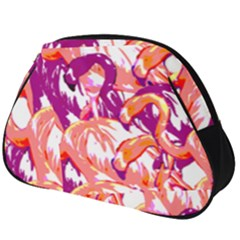Flamingos Full Print Accessory Pouch (big) by StarvingArtisan