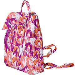 Flamingos Buckle Everyday Backpack by StarvingArtisan