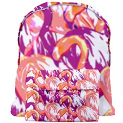 Flamingos Giant Full Print Backpack by StarvingArtisan