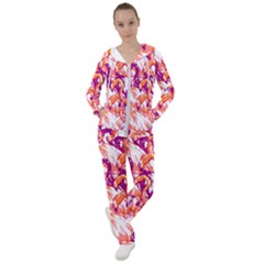 Flamingos Women s Tracksuit by StarvingArtisan